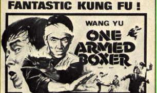 Poster de El Luchador Manco
