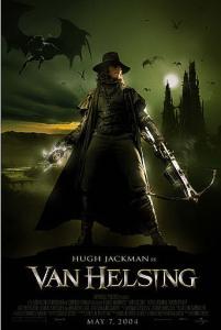 Poster de Van Helsing (Hugh Jackman)