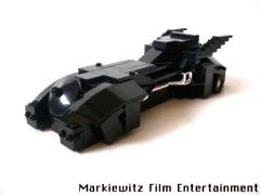 El Batmovil en Lego!