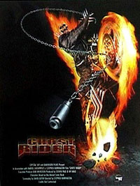 Ghost Rider (póster promocional)