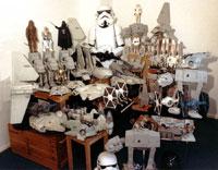 Colección Star Wars Vehículos