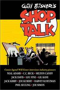 Will Eisner Shop Talk