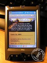 iPAQ visita uruloki.org