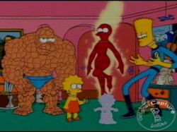 4F by the Simpson