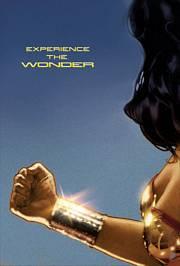 Wonder Woman (Póster de presentación)