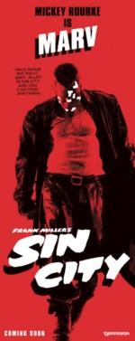 Mickey Rourke trabaja en Sin City