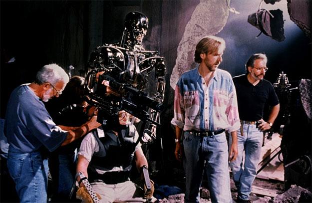 James Cameron sigue confiando en su franquicia y quiere más Terminator