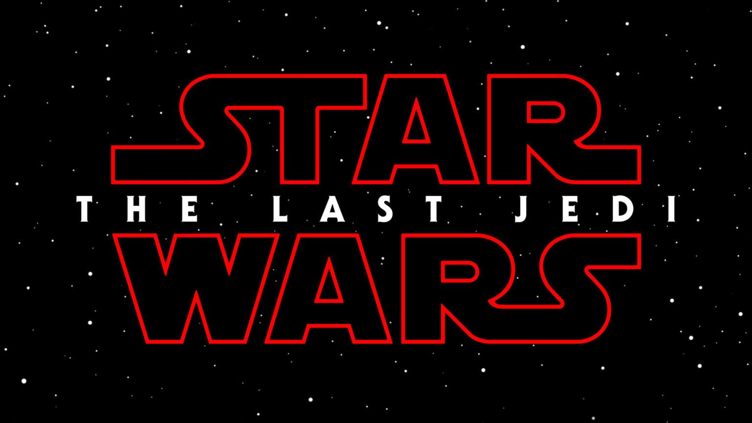Star Wars: The Last Jedi es el título final de Star Wars: Episode VIII