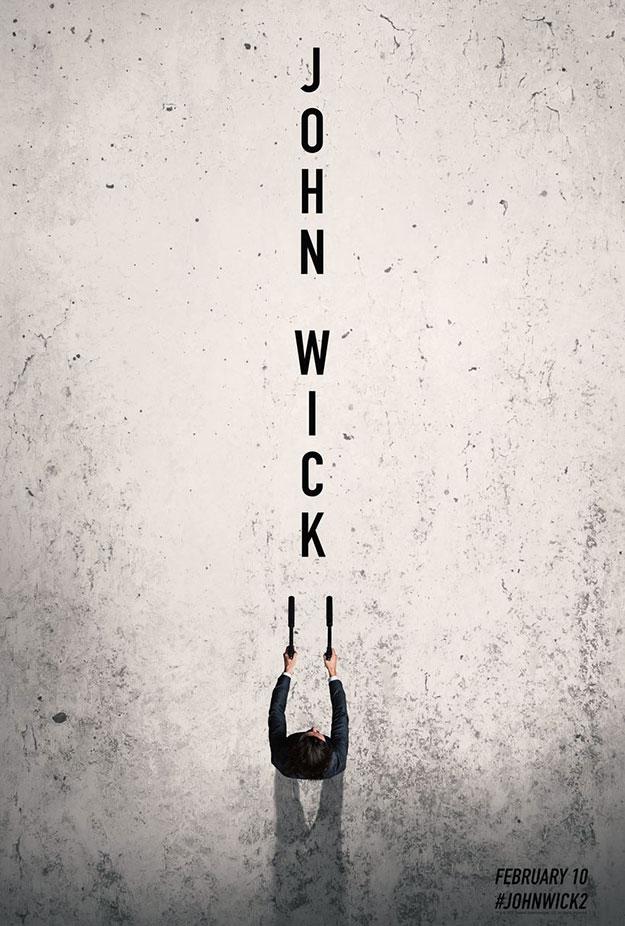 Simple y eficiente... John Wick 2