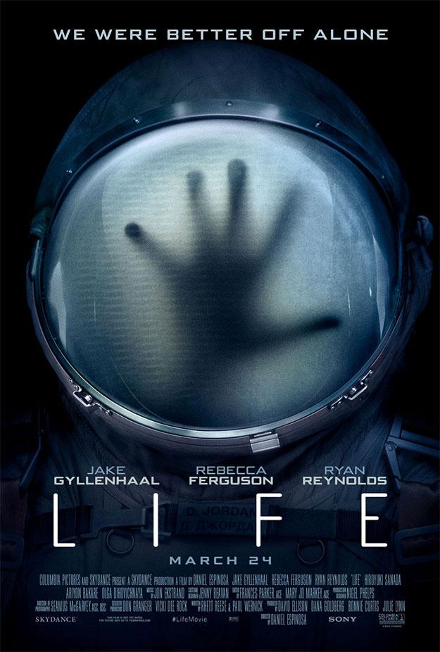 El nuevo cartel de Life... me recuerda a algo