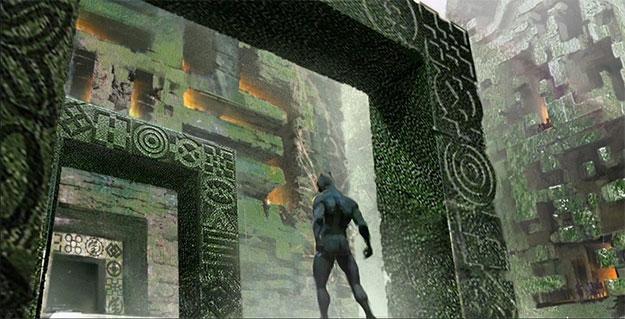 Otro no tan impactante de Black Panther