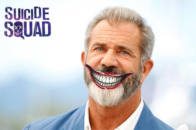 Mel Gibson confirma que Warner Bros. ha llamado a su puerta para dirigir Suicide Squad 2