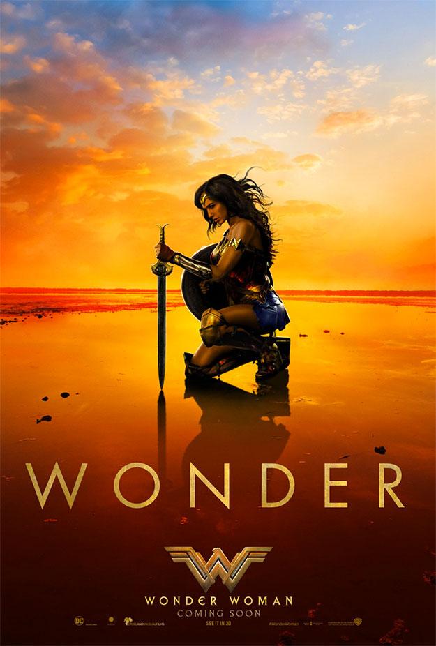 Saludemos a Wonder Woman