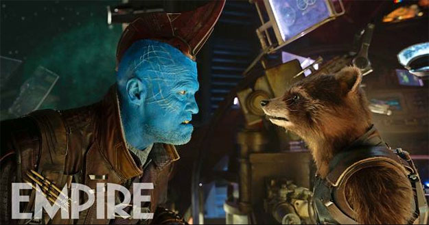 Yondu vs. Rocket