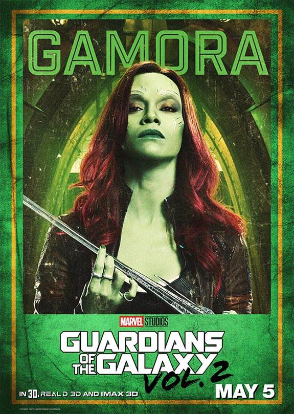 Nuevo cartel de Guardianes de la Galaxia Vol. 2