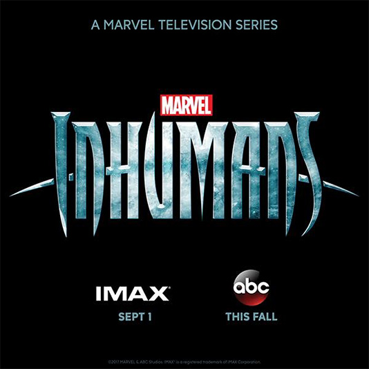Logo definitivo de Marvel's Inhumans