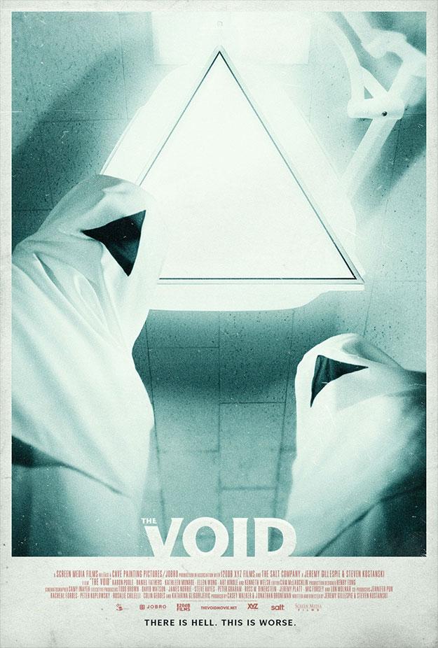 Varios nuevos carteles de The Void