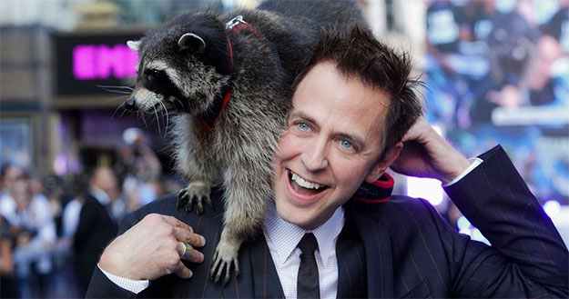 James Gunn confirma que Guardians of the Galaxy Vol. 3 contará con él como guionista y director