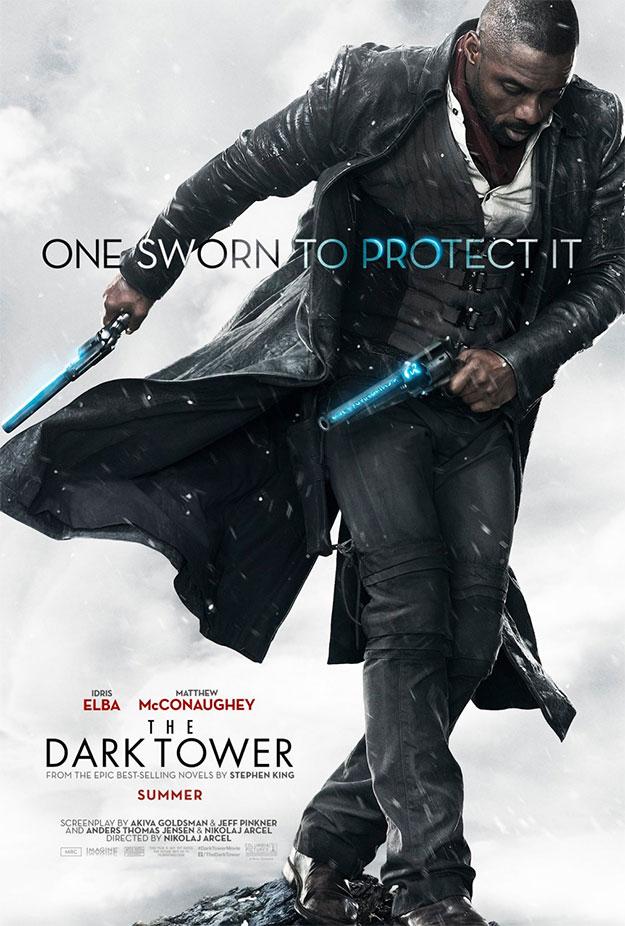 The Dark Tower, Idris Elba