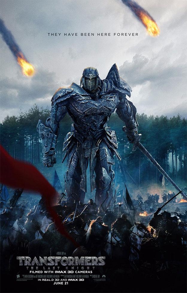 Los Transformers estaban en el medievo