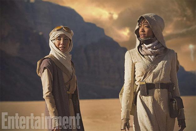 """Primera imagen de """"Star Trek: Discovery"""""""