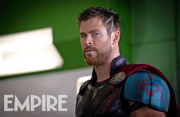Nueva imagen de Thor: Ragnarok vía Empire