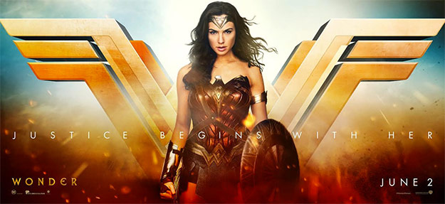 Otro cartel más de Wonder Woman
