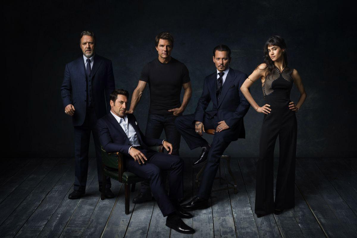 Los primeros nombres del Dark Universe… el Dr. Henry Jekyll, Frankenstein, Nick Morton, el Hombre Invisible y la Momia. ¿Primeros y últimos?
