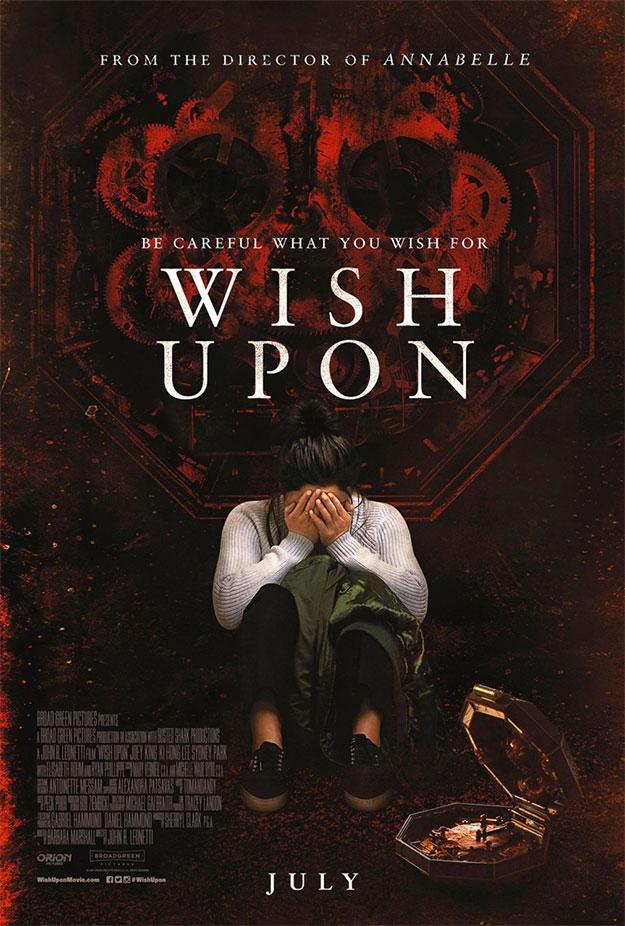 Otro cartel más de Wish Upon