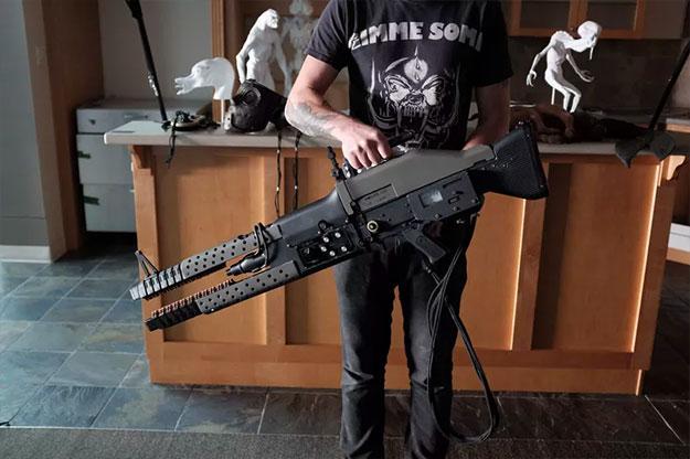 Oats Studios, capaces de hacer armas a la WETA pero sin WETA