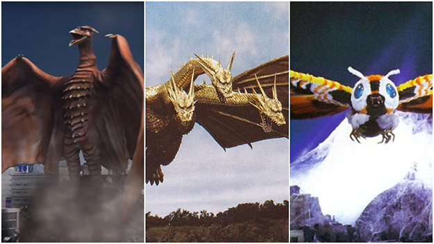 Godzilla: King of the Monsters arranca y en ella se zurrarán Mothra, Rodan y King Ghidorah