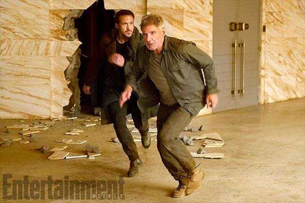 Nuevas imágenes de Blade Runner 2049