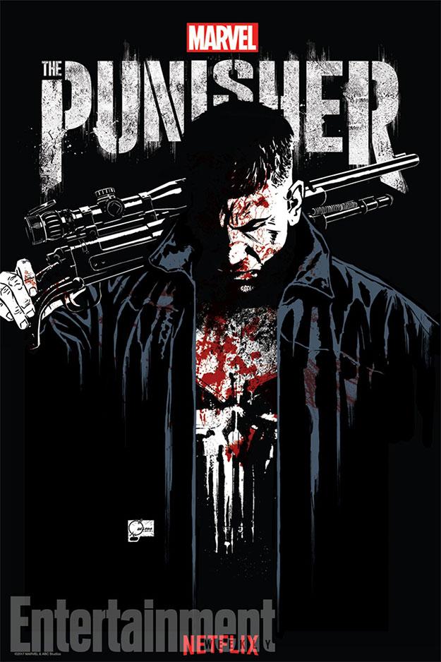Cartel de Marvel's The Punisher