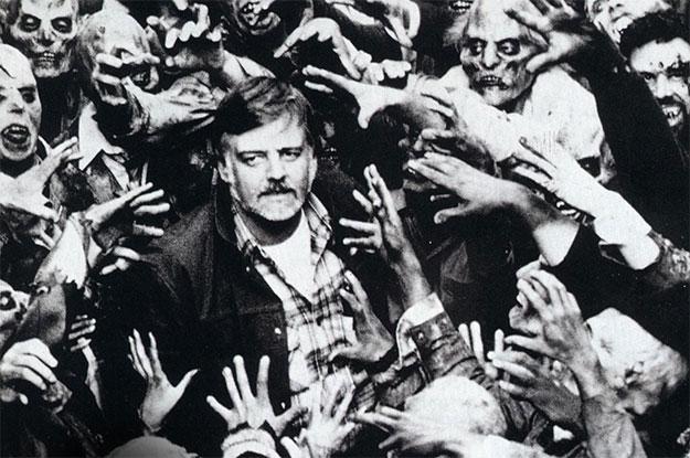George A. Romero, adiós al padre del zombi contemporáneo
