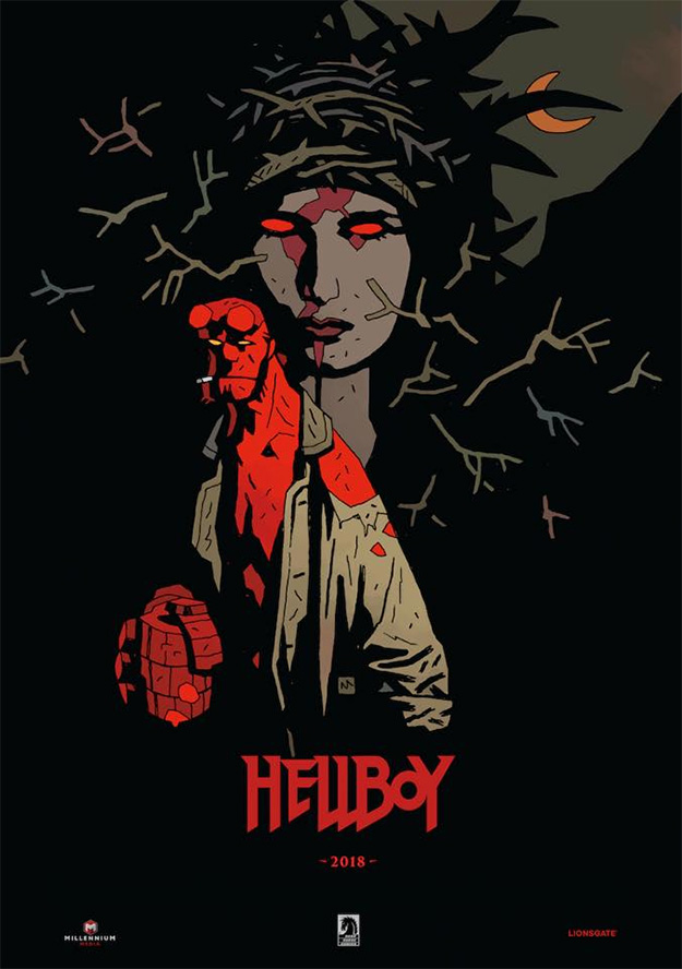 Hellboy: Rise of the Blood Queen o Hellboy a secas