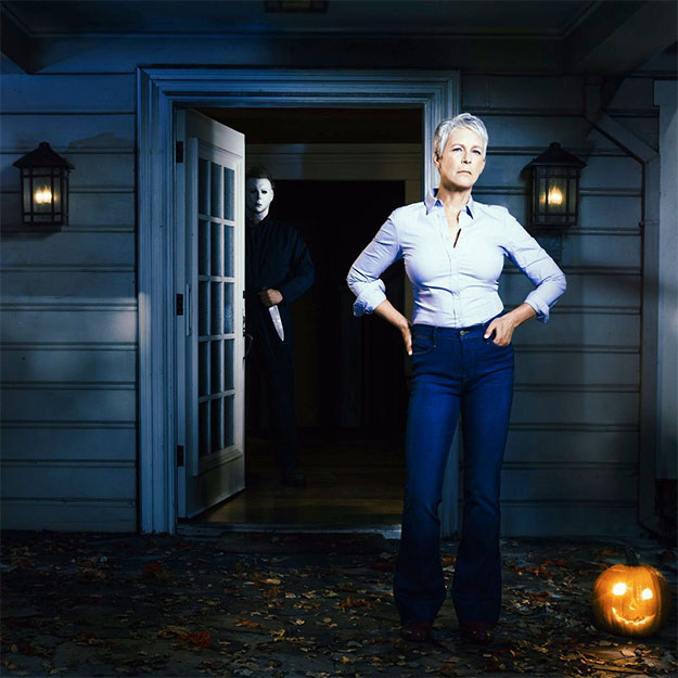 Jamiel Lee Curtis regresa a Halloween acompañada por Judy Greer