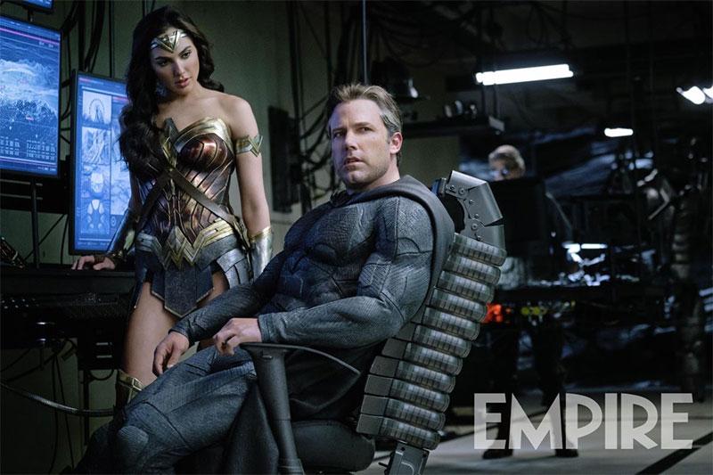Wonder Woman y Batman