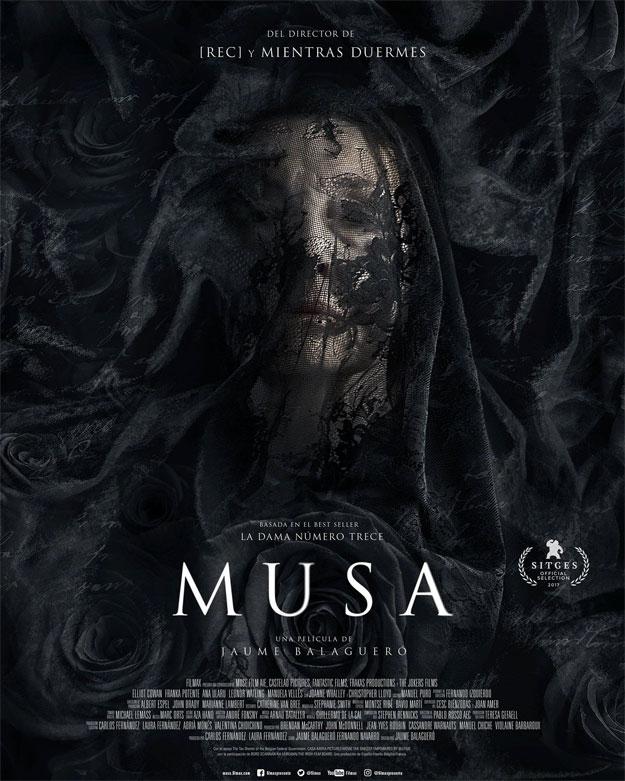 Cartel de Musa de Jaume Balagueró