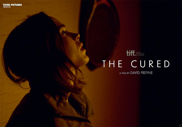 Cartel promo de The Cured de David Freyne