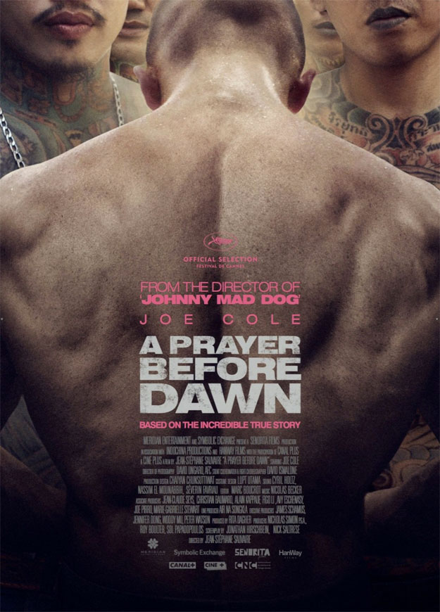Cartel de A Prayer Before Dawn