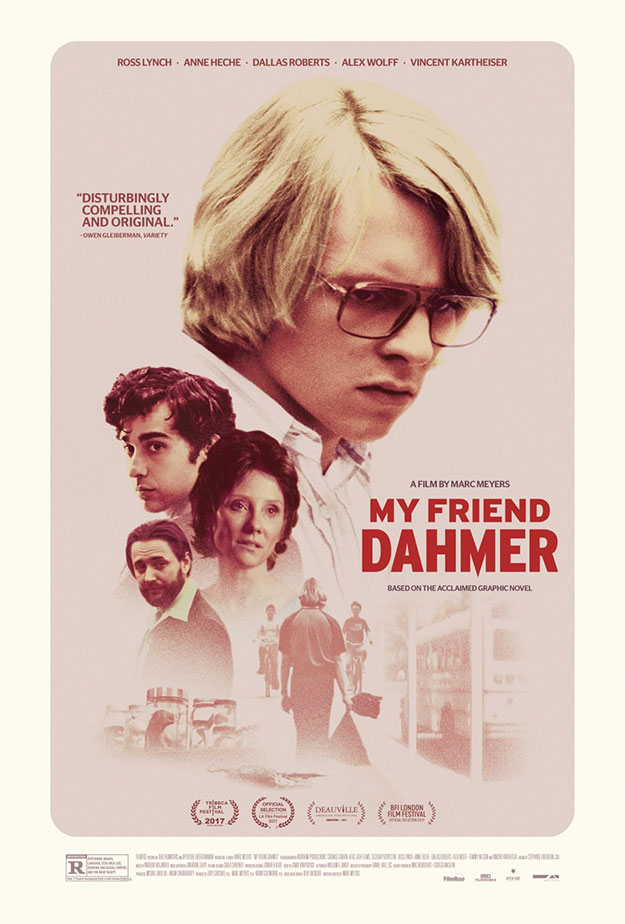 Cartel de My Friend Dahmer