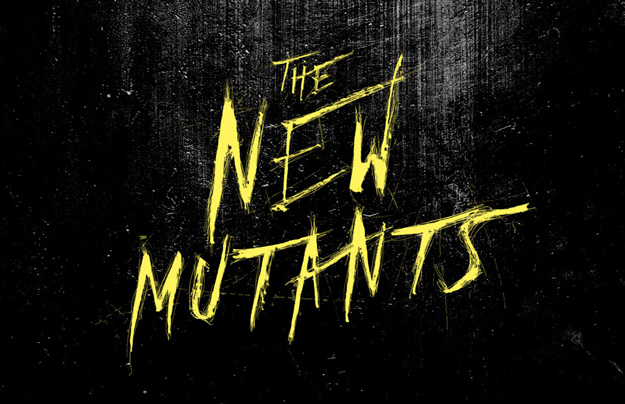 Logo de X-Men: The New Mutants