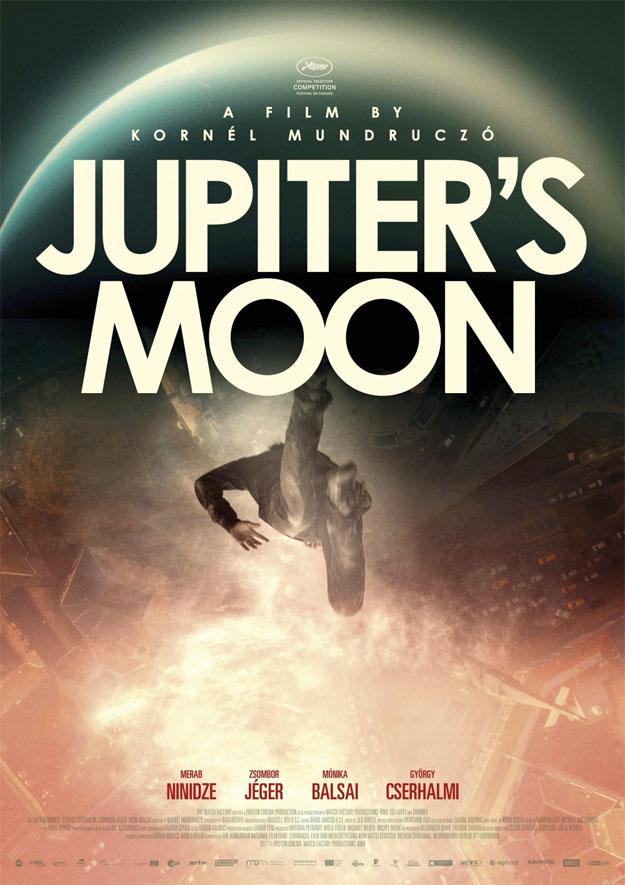 Cartel de la vencedora Jupiter's Moon