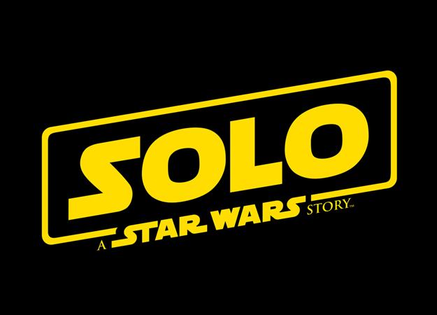 Logo oficial de Solo: A Star Wars Story