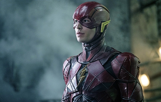 La cara de Flash tras enterarse de esto de Flashpoint...