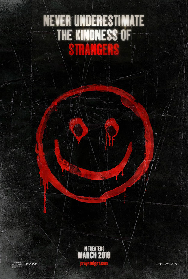 El primer póster de The Strangers: Prey at Night