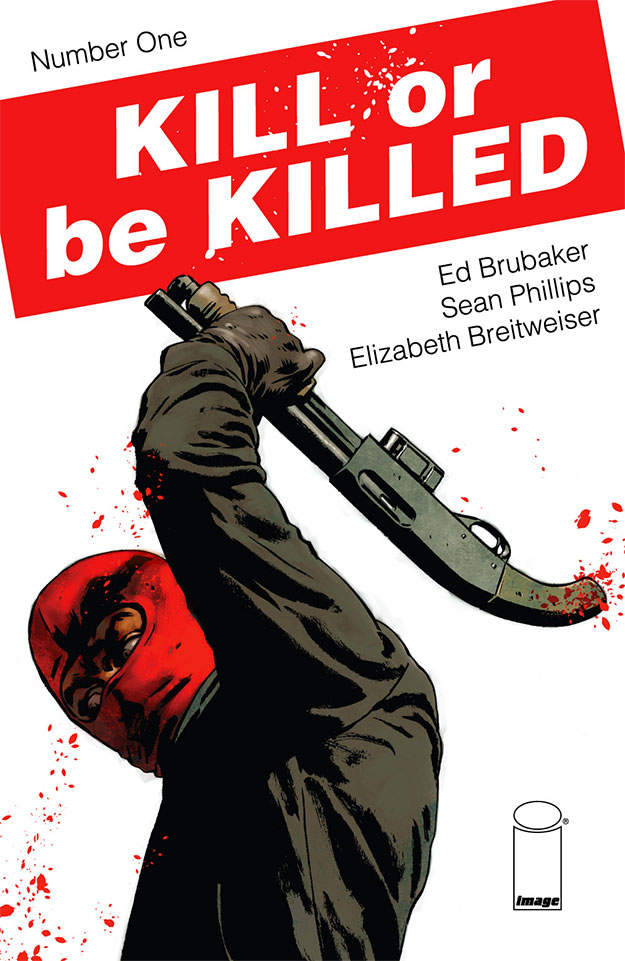 Portada de Kill or Be Killed
