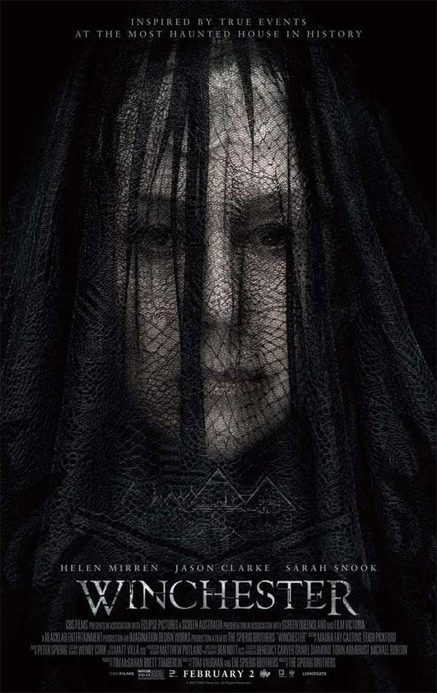 Otro póster de Winchester