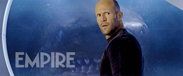 La cara de Jason Statham en The Meg es un poema...
