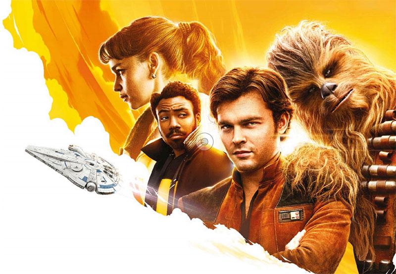 Primera imagen oficial, de promoción, de Solo: A Star Wars Story